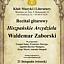 Recital gitarowy Waldemara Zaborskiego pt. ''Hiszpańskie Arcydzieła''