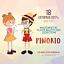 Pinokio. Spektakl aktorsko-lalkowy