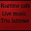 Trio jazzowe - Kontrabas, pianino, saksofon