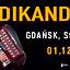 Dikanda / XX urodziny / Gdańsk / Stacja Orunia