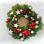 Florystyka w DK Zacisze: Stroik świąteczny