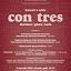 CON TRES - gitara, harfa i akordeon