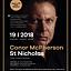 "Scena Monodramu KFK: Conor McPherson ""ST. NICHOLAS"""