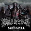 Cradle of Filth + Moonspell + support