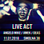 LIVE ACT ANGELO MIKE/ JIMEK/ DEAS