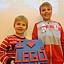 Zimowy świat z klocków LEGO