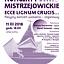 ECCE LIGNUM CRUCIS… Pasyjny koncert wokalno-organowy