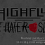 We Hate Roses & Highfly / 13.04.18 Mustang Live Club Poznań