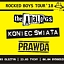 Rocked Boys Tour 2018 | Koniec Świata The Analogs Prawda
