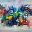 Liryzm abstrakcji w obrazach Majrowskiego – wystawa malarstwa w Domu Aukcyjnym Art in House