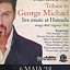 Tribute to George Michael - live music at Harenda