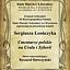 Prezentacja książki Sergiusza Leończyka pt. ''Cmentarze polskie na Uralu i Syberii''