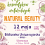 "Targi kosmetyków naturalnych ""Natural Beauty"""