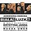 Biała bluzka - Krystyna Janda Och Teatr