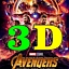 Avengers: Wojna bez granic - 3D dubbing