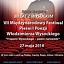 """VII Międzynarodowy Festiwal Pieśni i Poezji Włodzimierza Wysockiego  """"Tropami Wysockiego – pieśni narowiste"""""""