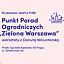 """Punkt Porad Ogrodniczych - warsztaty """"Zielona Warszawa"""""""