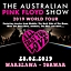"THE AUSTRALIAN PINK FLOYD SHOW - ""ALL THAT YOU LOVE 2019 WORLD TOUR"""