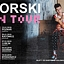 Sikorski on tour - koncert w Scenografii