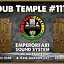 Dub Temple # 111 - Emperorfari Hi Power Sound System (UK)