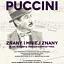 Konferencja Naukowo-Artystyczna w 160. rocznicę urodzin Giacoma Pucciniego