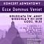 "Koncert Adwentowy ""Ecce Dominus Veniet"""