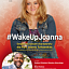 #WakeUpJoanna