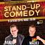 Stand-up No Limits: Maciej Brudzewski & Paweł Chałupka