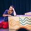"""Teatr ATOFRI """"Stół - ciuchcia - miś"""""""