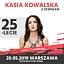 KASIA KOWALKA z zespołem - 25-lecie