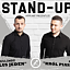 hype art prezentuje: STAND-UP Mateusz Socha, Piotr Szulowski
