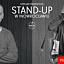 hype-art prezentuje: STAND-UP Paweł Chałupka & Rafał Banaś