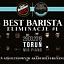 Ogólnopolski konkurs Caffè Vergnano Best Barista 2019 –  kwalifikacje w Toruniu