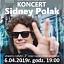 Sidney Polak - koncert w WCK