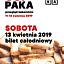 35. PAKA SOBOTA - bilet całodniowy