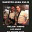 ITALIAN EVENING ! LIVE MUSIC !