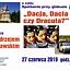 """""""Dacja, Dacia czy Dracula?"""" - """"Spotkanie przy globusie"""" z Andrzejem Pasławskim"""