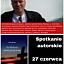 Nowe spojrzenie na Wołyń - spotkanie z Arturem Marino (SPOTKANIE ODWOŁANE!)