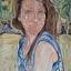 Dominik Mikołajczyk - wystawa malarstwa pt. Portret - Galeria Schody - 18.06-01.07.2019