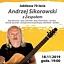 Andrzej Sikorowski z Zespołem. Jubileusz 70-lecia.