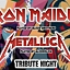 Tribute Night to Iron Maiden & Metallica by  Blood Brothers  AlcoholicA