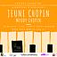 Laureaci Le Jeune Chopin w Chopin Point w Warszawie