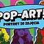 POP-ART! Portret ze zdjęcia