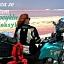 Tańcząca ze światem na motocyklu przez Meksyk