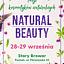 Targi kosmetyków naturalnych Natural Beauty 28 i 29 września w Starym Browarze w Poznaniu!