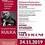 """NADZWYCZAJNY KONCERT """"Antonio VIVALDI – Ennio MORRICONE"""" 60\. rocznica pierwszego solowego recitalu Maestro Konstantego Andrzeja Kulki"""
