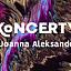 Joanna Aleksandrowicz | Scena na Piętrze | 14.12.19 | Poznań