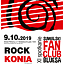 Koncert zespołu Rock Konia podczas 11. spotkania Suwalskiego Fan Clubu Bluesa