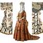 Od kimona do barokowej sukni. czyli jak Orient wpłynął na modę XVIII w.