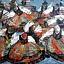 Wirujące łowiczanki na XXXVI Aukcji Nowej Sztuki w Art in House